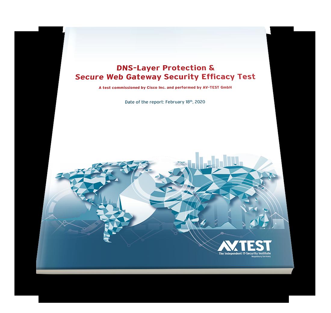 Report AV-TEST: Resultados de las pruebas de eficacia de la seguridad
